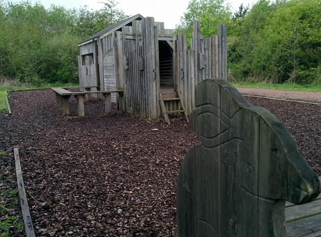 Discovery Den at Thames Chase
